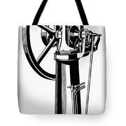 Internal Combustion Engine Tote Bag by Granger