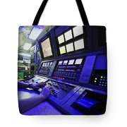 Internal Communications Electrician Tote Bag by Stocktrek Images