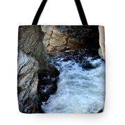Into The Abyss Tote Bag by Skip Willits