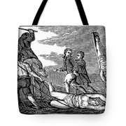 IRELAND: CRUELTIES, c1600 Tote Bag by Granger