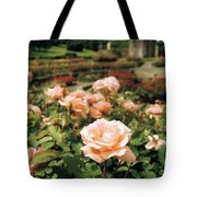 Irish National War Memorial Gardens Tote Bag by The Irish Image Collection