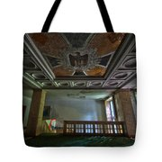 Iron Cross Tote Bag by Nathan Wright