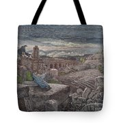 Isaiahs Vision Tote Bag by Granger