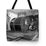 Italy: Health Institute, 1876 Tote Bag by Granger
