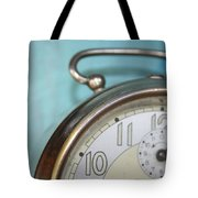 It's Time Tote Bag by Georgia Fowler