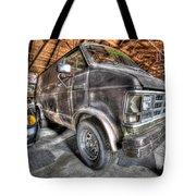 Jack Black's School of Rock Van Tote Bag by Nicholas  Grunas