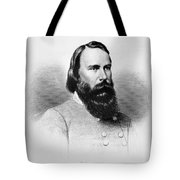 JAMES LONGSTREET (1821-1904) Tote Bag by Granger