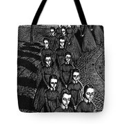 Jane Eyre Tote Bag by Granger