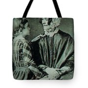 Jane Pierce Tote Bag by Photo Researchers