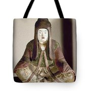 Japan: Statue, 9th Century Tote Bag by Granger