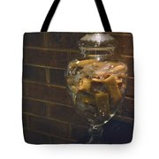 Jar Of Biscotti Tote Bag by Sandi OReilly