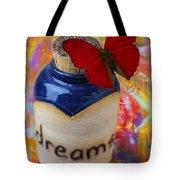 Jar Of Dreams Tote Bag by Garry Gay