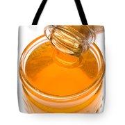 Jar Of Honey Tote Bag by Garry Gay