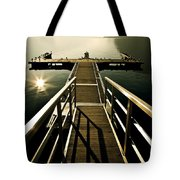jetty Tote Bag by Joana Kruse
