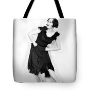Joan Crawford (1908-1973) Tote Bag by Granger