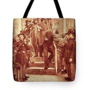 John Brown: Execution Tote Bag by Granger