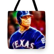 Josh Hamilton Magical Tote Bag by Paul Van Scott