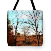 Journey To The Past Tote Bag by Bill Cannon