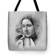Julia Ward Howe (1819-1910) Tote Bag by Granger