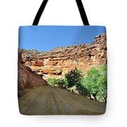 Kane Creek Road Tote Bag by Marty Koch