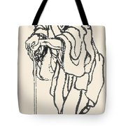 Katsushika Hokusai Tote Bag by Granger