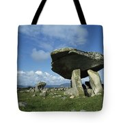 Kilclooney, Co Donegal, Ireland Dolmen Tote Bag by The Irish Image Collection