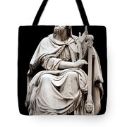 King David Tote Bag by Fabrizio Troiani