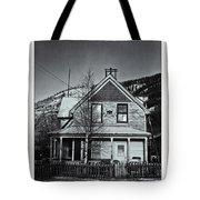 King Street Tote Bag by Priska Wettstein