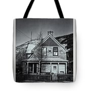 King Street Tote Bag by Priska Wettstein