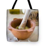 Kitchen Still Life Tote Bag by Frank Tschakert