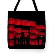 Kubism Tote Bag by Andrew Paranavitana