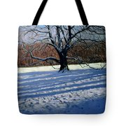 Large Tree Tote Bag by Andrew Macara