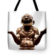Laughter Tote Bag by Ramona Johnston