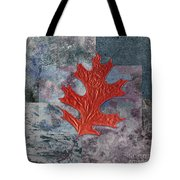 Leaf Life 01 - T01b Tote Bag by Variance Collections