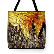 Leaf Meld Tote Bag by Tim Allen