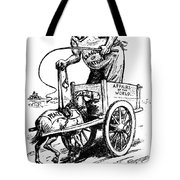 LEAGUE OF NATIONS, 1919 Tote Bag by Granger