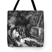League Of Rats, 1868 Tote Bag by Granger