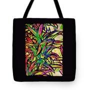 Leaves of Imagination Tote Bag by Judi Bagwell