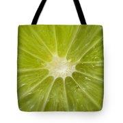 Limelight Tote Bag by Luke Moore