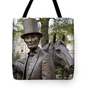 Lincoln Statue, 2008 Tote Bag by Granger