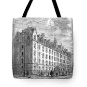 London: Lodging House Tote Bag by Granger
