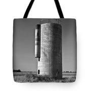 Lonely Silo 6 Tote Bag by Douglas Barnett