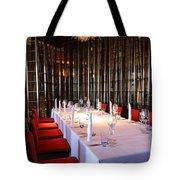 Long Table Tote Bag by Atiketta Sangasaeng