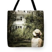 Longing Tote Bag by Margie Hurwich