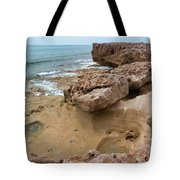 Looking Down From Above Blowing Rocks Preserve Tote Bag by Michelle Wiarda