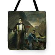 Lord Byron Tote Bag by Granger