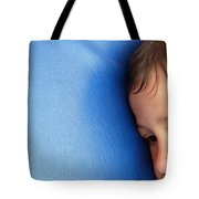 Lost In Thought Tote Bag by Matthias Hauser