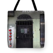 Lost In Urban America - Laundromat - Tenderloin District - San Francisco California - 5d19347 Tote Bag by Wingsdomain Art and Photography