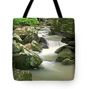 Lost Valley 1 Tote Bag by Marty Koch