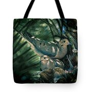 Love A Dove Dove Tote Bag by Chris Lord